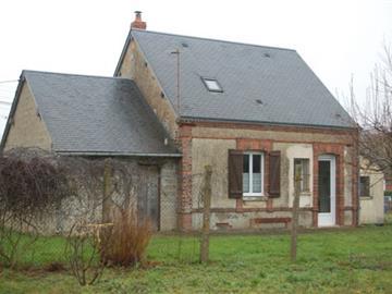 Maison à vendre 1h30 de Paris